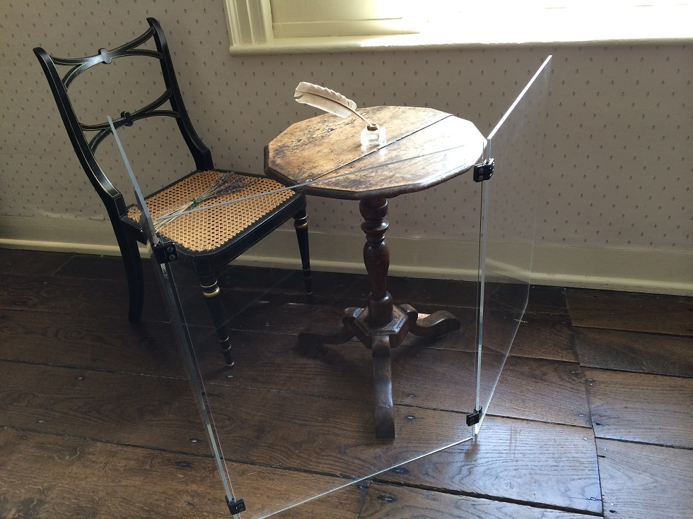 No More Excuses: Jane Austen's Writing Table